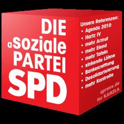 Keine Meinungsfreiheit für SPD-Mitglieder