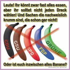 Deutschland dreht am Rad, und Armin Laschet gibt denHamster